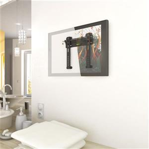 "CorLiving Fixed Low Profile Wall Mount for 18"" - 32"" TVs"