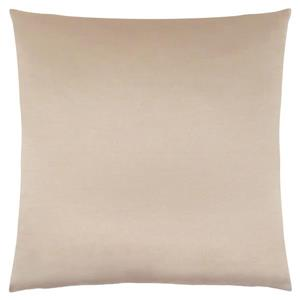 Monarch Decorative Corduroy Pillow - 18-in x 18-in - Gold