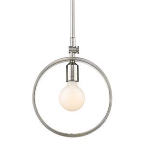Golden Lighting Sloane Mini Pendant Light - Pewter