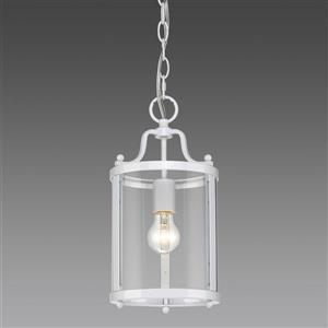 Golden Lighting Payton Mini Pendant Light - White