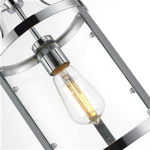 Golden Lighting Payton Mini Pendant Light - Chrome