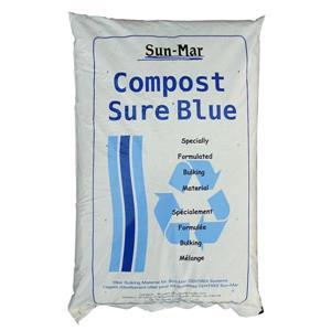 Sun-Mar Compost Sure - Blue - 30 L Bag