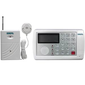 Ideal Security Wireless Water Detector and Dialer with Voice Message