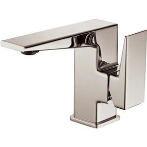 Sera Bathroom Vanity Faucet Cliff, brushed nickel