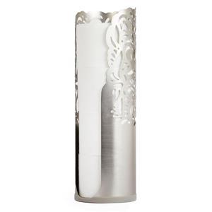 Better Living ROLLO Folia Tissue Roll Holder - Nickel brossé - 17.5-in