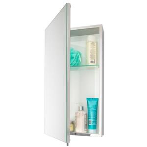 Better Living MIRRORED Medicine Cabinet - 12-in x 21.75-inx 4-in