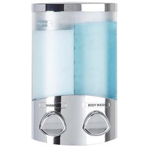 Better Living DUO Shower Dispenser - Chrome - 2 x 310 ml