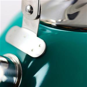 Mr. Coffee Alberton Tea Kettle with Lid - Emerald Green
