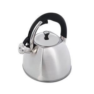 Mr. Coffee Belgrove Whistling Tea Kettle - 2.3 L - Stainless Steel