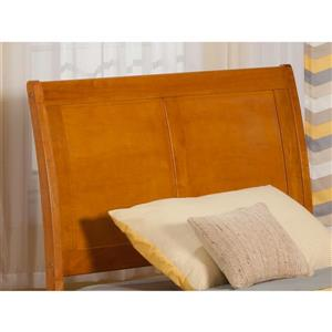 Atlantic Furniture Portland Full Traditional Headboard - Caramel