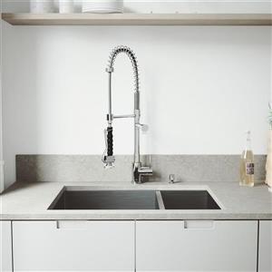 VIGO Kitchen Sink, Grids and Strainers - 29-in