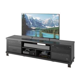 CorLiving TV Stand -  Extra Wide - Ravenwood Black