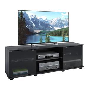 "CorLiving TV Stand - Ravenwood Black - TVs up to 64"""
