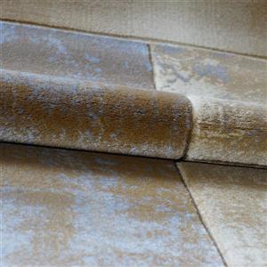 La Dole Rugs®  Adonis Geometric European Area Rug - 7' x 10' - Beige/Grey