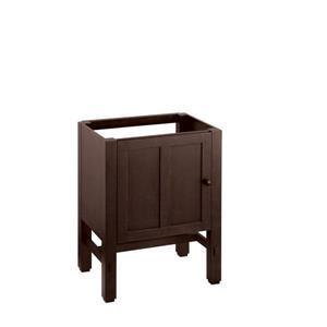KOHLER Tresham Vanity - 24-in x 32.5-in - Brown