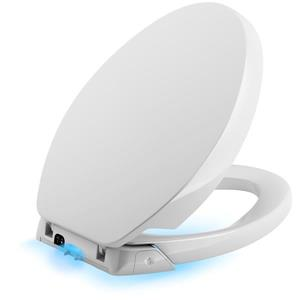 KOHLER Purefresh Toilet Seat - 19.4-in - Plastic - White