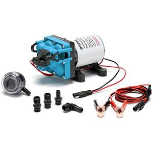 Onsen 6 L Portable Tankless Water Heater with 3.0 Pump