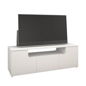 Nexera Arobas Entertainment Set - TV Stand/Audio Cabinet - White