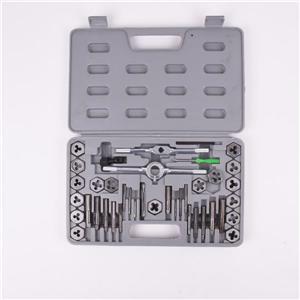 Matrix Toolway 40-Piece Metric Tap and Die Sets