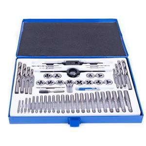 Workbench Toolway Workbench Series 53-Piece Tungsten Tap and Die Sets