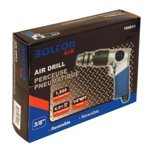 """Bolton Air Air Reversible Drill 3/8"""""""" Drive 1800RPM Bolton"""""""