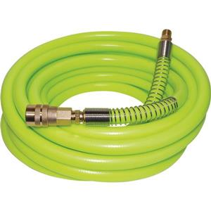 "Bolton Air Toolway Air Hose - Flexible PVC - 1/4""X25'"