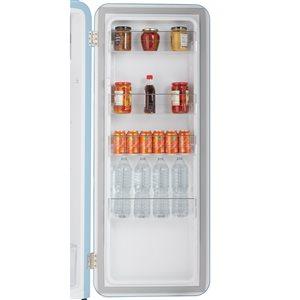 Chambers Retro Single Door Refrigerator with Freezerette- 10 cu. ft.