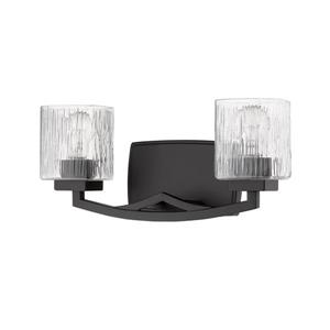 Z-Lite Zaid Contemporary 2-Light Vanity Light - Bronze