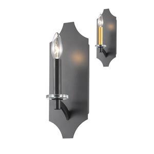 Z-Lite Zander 1-Light Wall Sconce - Bronze