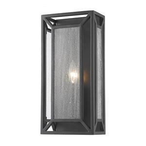 Z-Lite Braum 1-Light Wall Sconce - Bronze