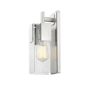 Z-Lite Gantt 1-Light Wall Sconce - Brushed Nickel