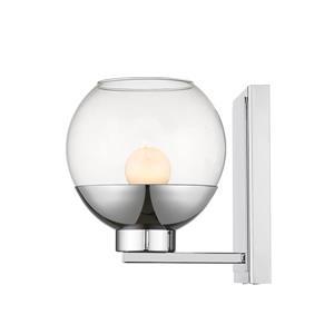 Z-Lite Osono 1-Light Wall Sconce - Chrome