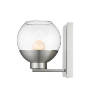 Z-Lite Osono 1-Light Wall Sconce - Brushed Nickel