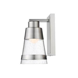 Z-Lite Ethos 1-Light Wall Sconce - Brushed Nickel