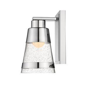 Z-Lite Ethos 1-Light Wall Sconce - Chrome