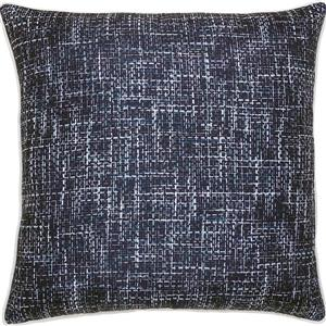 Notre Dame Design Wakefield Outdoor Pillow - 22-in- Polyester - Navy Blue