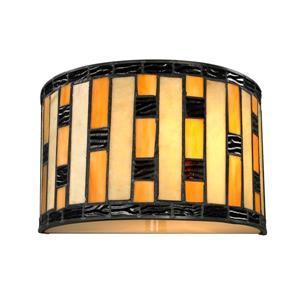 Z-Lite Raya Wall Sconce -  1 Light - Java Bronze - 6.5-in x  5.5-in