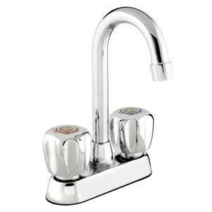 Belanger Bar/Kitchen Sink Faucet Swivel Spout - 2-handle - Chrome