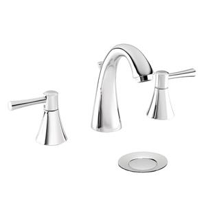 Belanger Lavatory Sink Faucet - Mechanical Drain - Chrome