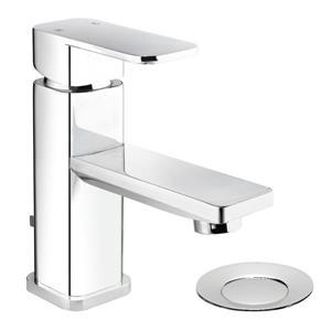 """Belanger Lavatory Sink Faucet - Polished Chrome - 6"""""""