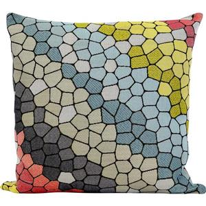 Urban Loft by Westex Cobblestone Decorative Cushion - 20-in x 20-in x 4-in - Multi