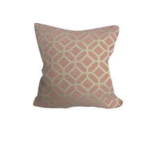 Urban Loft by Westex Ovo Decorative Cushion - 20-in x 20-in - Blush