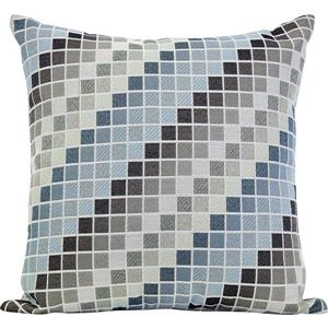 Urban Loft by Westex Tetris Decorative Cushion - 20-in x 20-in - Multicoloured