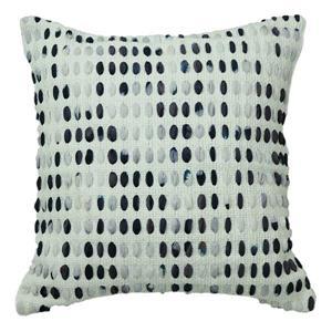 Urban Loft by Westex Ribbons Decorative Cushion - 20-in x 20-in - Purple