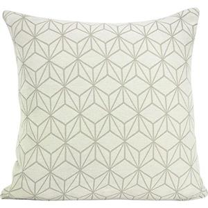 Urban Loft by Westex Spider Cushion Decorative Cushion - 20-in x 20-in - Cream