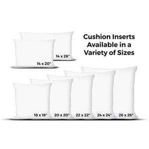 Urban Loft by Westex Cushion Insert - 20-in x 20-in - White