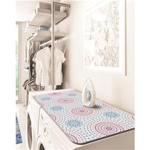 Laundry Solutions by Westex Portable Steamer Pad - 2-in-1 - Blue