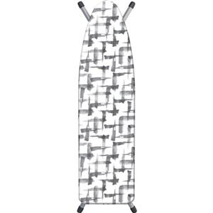 Laundry Solutions by Westex Brushstroke Ironing Board Cover - 15-in x 54-in - Grey