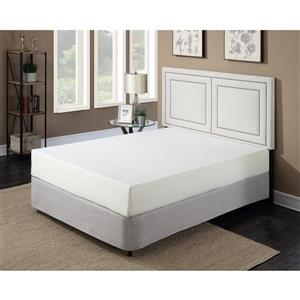 Collection Bourbon Street Super Divine Plush 10-in Gel Foam Mattress - Queen