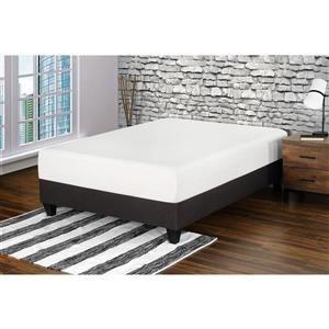 Collection Bourbon Street Charlene 12-in Gel Memory Foam Mattress - Queen